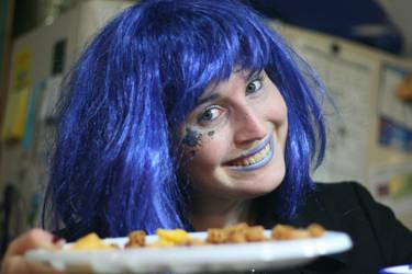blue hair 2 by Naamonet-Stock