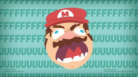 Mario Rage by Alrocknroll