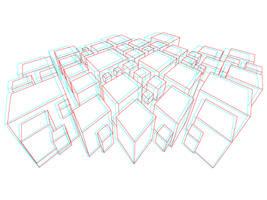 Cube City 1 by NewWorldPunk