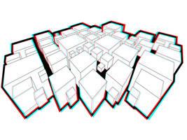 Cube City 3 by NewWorldPunk