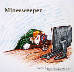Minesweeper by Tavoriel