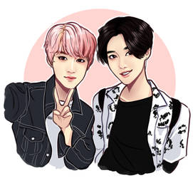 Johnyong by Hyeoii