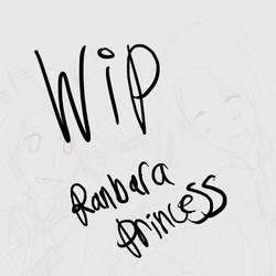 Drawing Request Progress by RanbaraPrincess