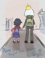Forgive me Marceline. - Simon by netnavi20x5