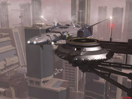 Port Royale Landing Pad by ILJackson