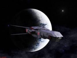 Tarasque Battle Cruiser by ILJackson