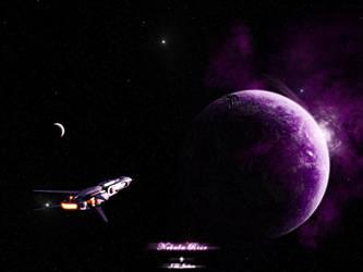 Nebula Rise by ILJackson