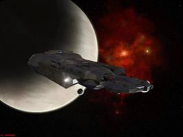 Ceres Class Supertanker by ILJackson