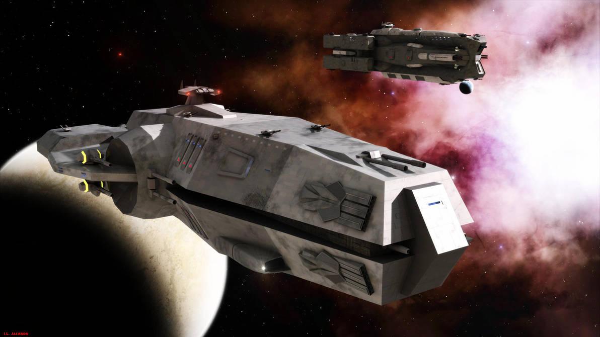 The big guns by ILJackson