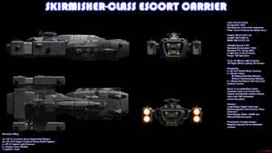 Skirmisher Carrier Specs by ILJackson