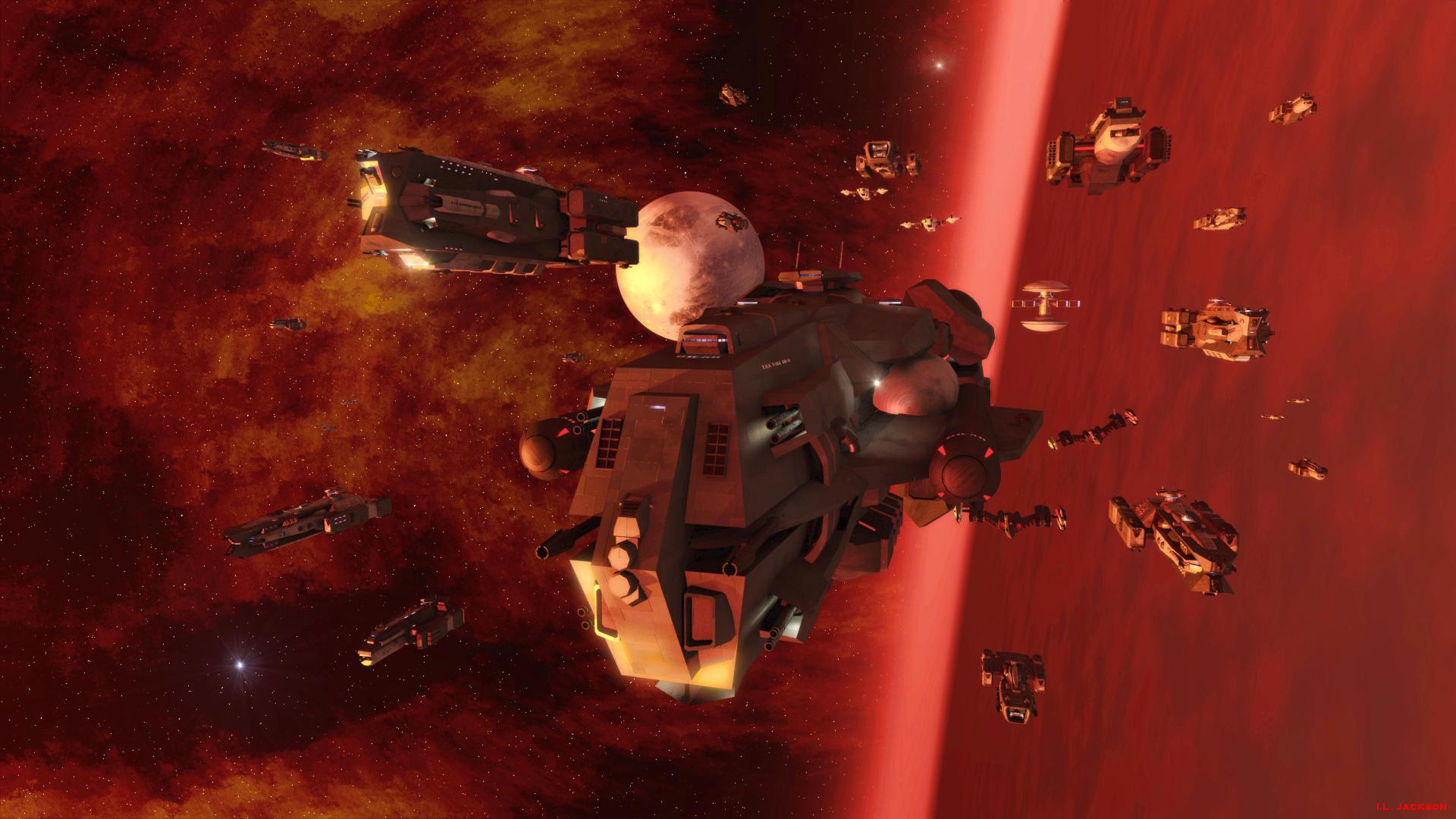 Heavy Assault Taskforce by ILJackson