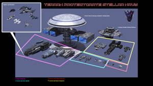 Terran Protectorate Stellar Navy by ILJackson