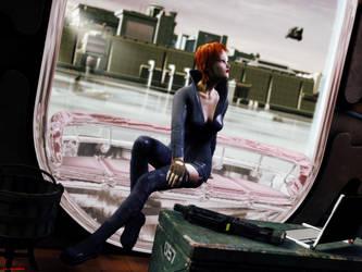 Raymunda the Pirate Queen by ILJackson