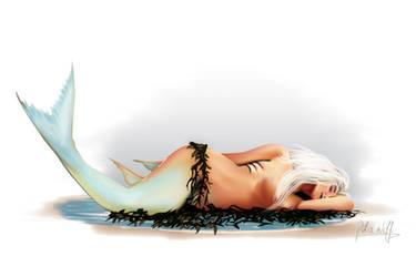 Mermaid by DikaWolf
