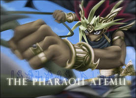 Pharaoh Atemu ID by TigerShinigami
