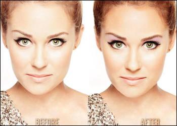Make up Lauren Conrad by lovemysoccerplayer