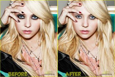Make Up Taylor Momsem by lovemysoccerplayer