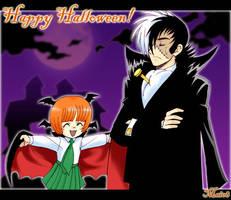 Black Jack - Halloween by maiyeng