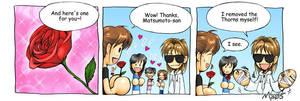 B'z fan comic - 33 by maiyeng