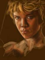 Peter Pan by anla