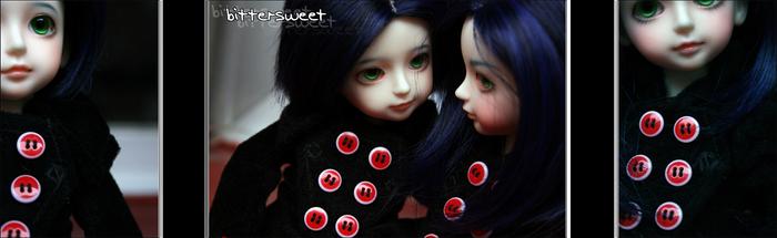 Bittersweet twins by Devne