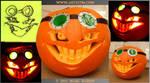 Pumpkin15B by Cosmic-Riptide