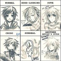 Style meme by karumeru