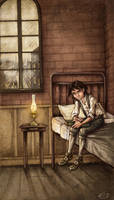 Little Tom Riddle by rose-colligan