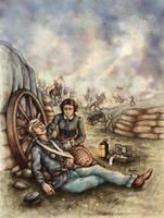 Clara Barton Commision by rose-colligan