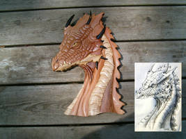 Dragon by FrogPond