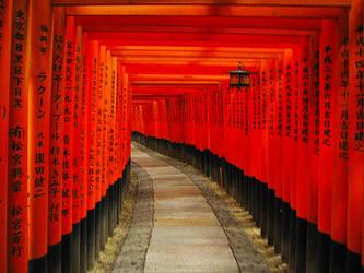 Fushimi Inari 1 by rdx86