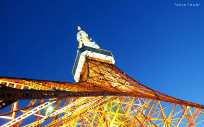 Tokyo Tower by rdx86