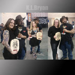 Philadelphia Tattoo Arts Convention awards by danktat