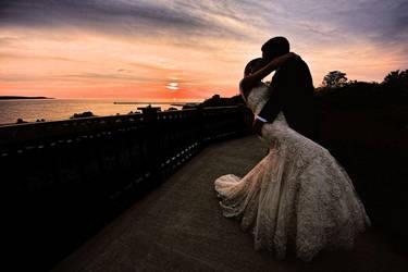 Wedding Night by aquapell