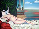 Venus of Rabbino by HillaryWhiteRabbit