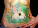 White Rabbit by HillaryWhiteRabbit