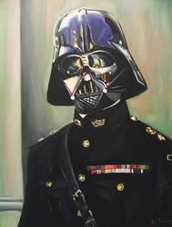 Colonel Vader by HillaryWhiteRabbit