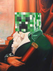 Captain Creeper by HillaryWhiteRabbit