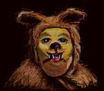 The Shining Dog by HillaryWhiteRabbit