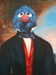 Governor Grover by HillaryWhiteRabbit