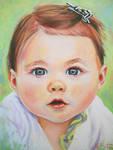 Baby Olivia by HillaryWhiteRabbit