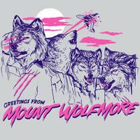 Mount Wolfmore by HillaryWhiteRabbit
