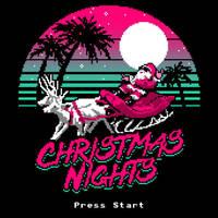 Christmas Nights by HillaryWhiteRabbit
