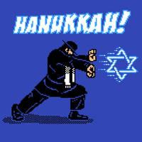 Hanukkah! by HillaryWhiteRabbit