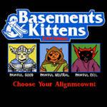 Basements And Kittens by HillaryWhiteRabbit
