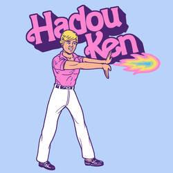 Hadou Ken by HillaryWhiteRabbit