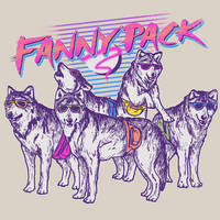 Fanny Pack by HillaryWhiteRabbit
