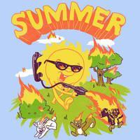 Summer by HillaryWhiteRabbit
