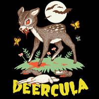 Deercula by HillaryWhiteRabbit