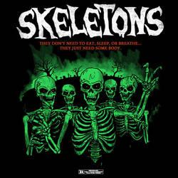 Skeletons by HillaryWhiteRabbit